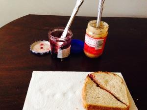 Cut your sandwich diagonally