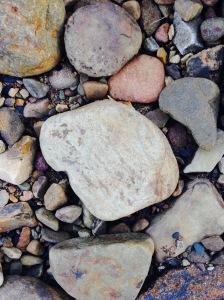 The rock I found
