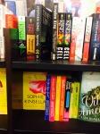 Twenties Girl just below the Stephen King books