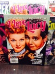 This is the I Love Lucy magazine I found